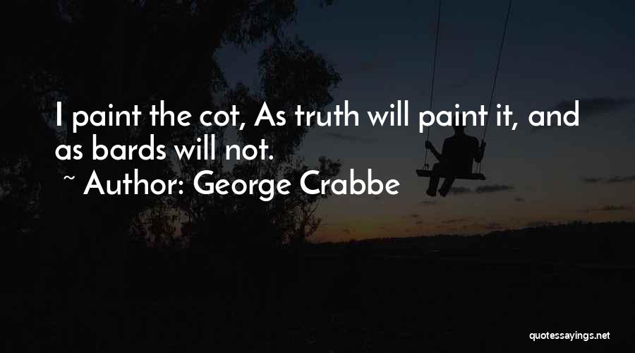 George Crabbe Quotes 1373964