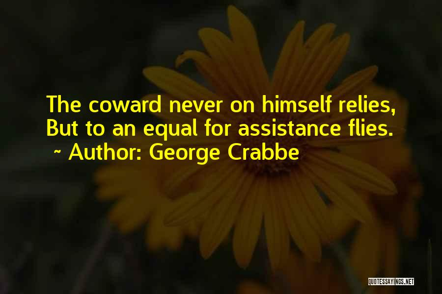 George Crabbe Quotes 1423427