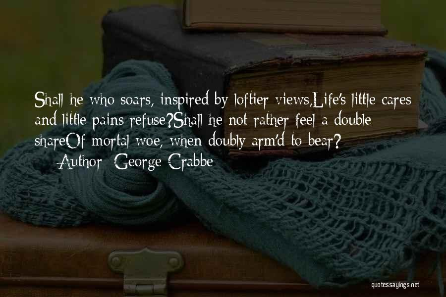 George Crabbe Quotes 1431168