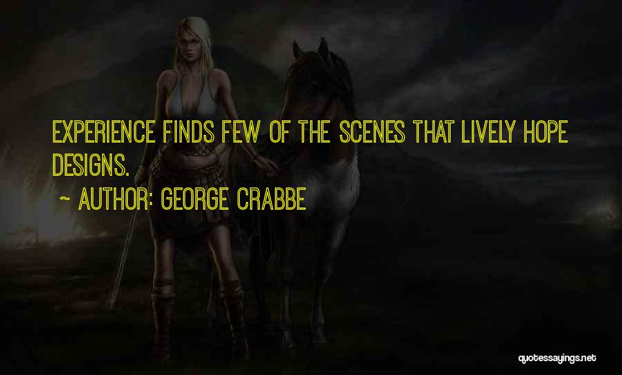 George Crabbe Quotes 1470851