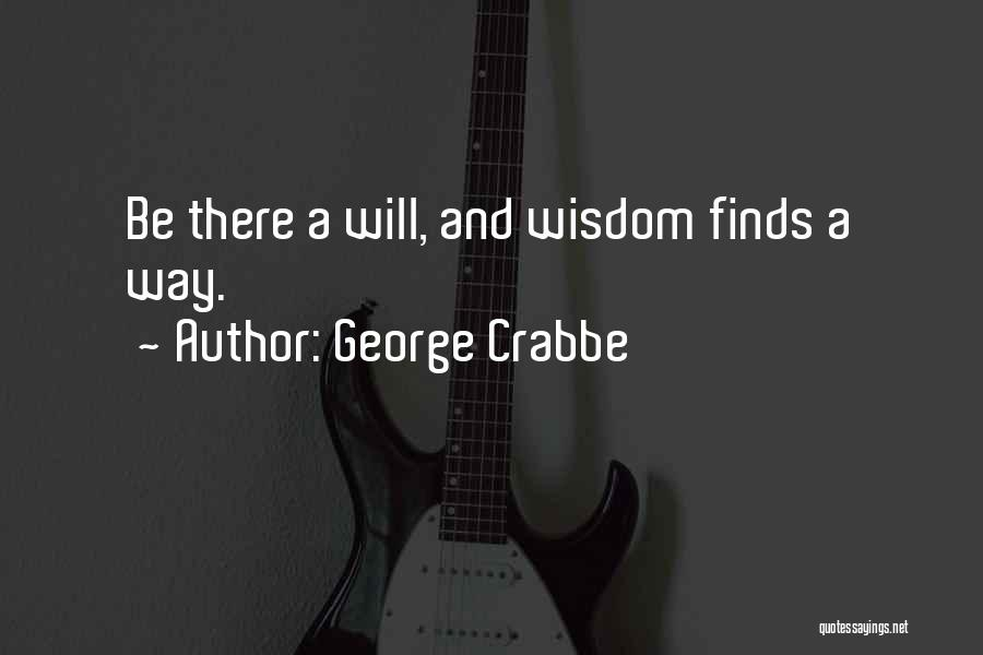 George Crabbe Quotes 1536946