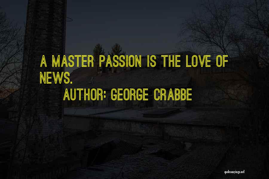 George Crabbe Quotes 1542733