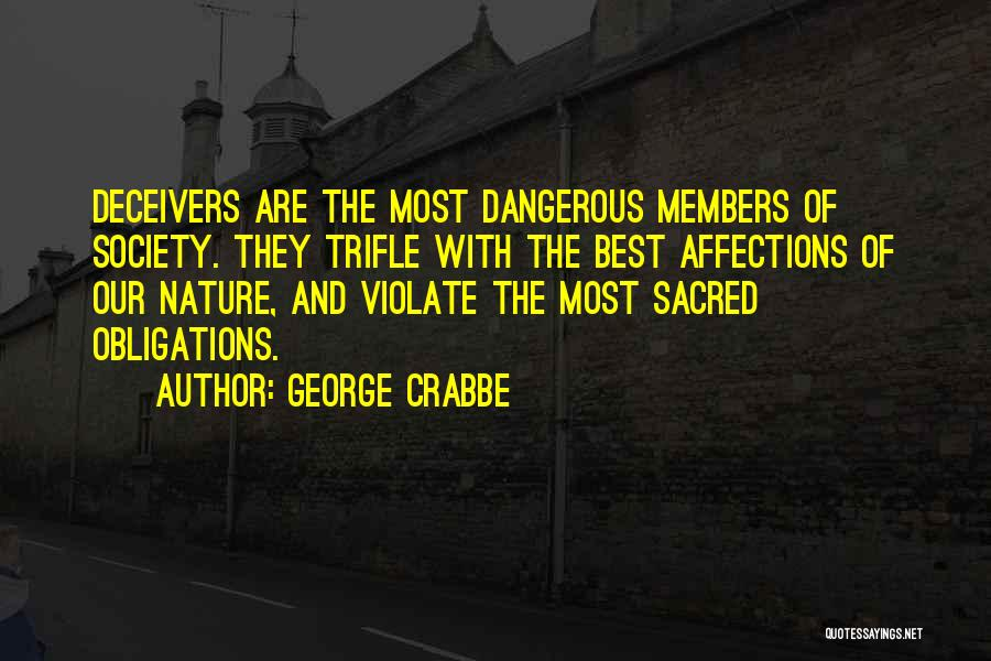 George Crabbe Quotes 1725547