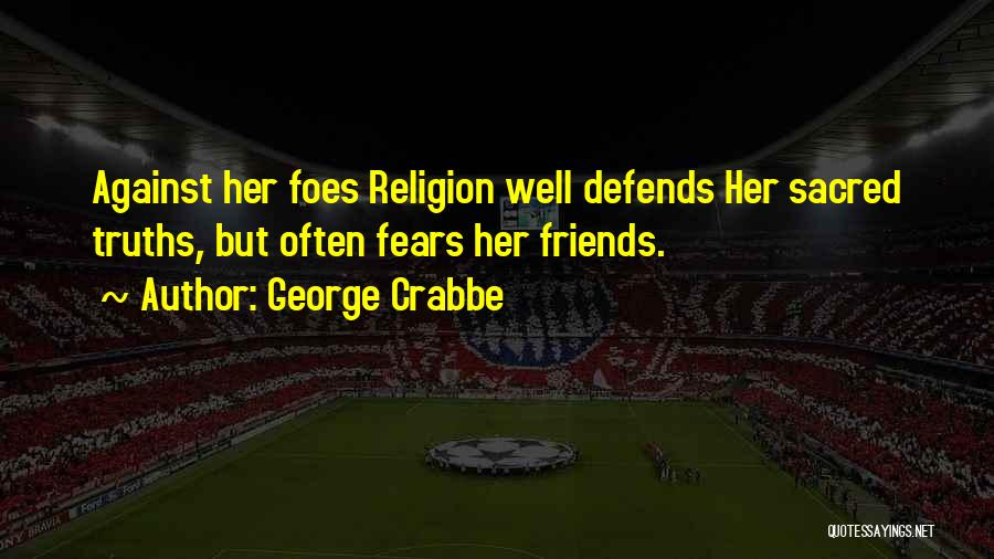 George Crabbe Quotes 1868845