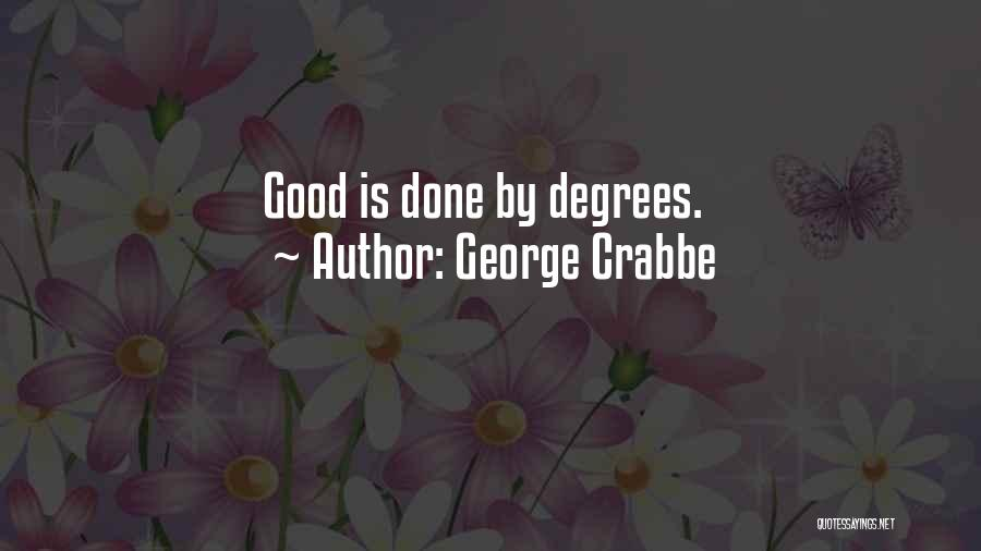 George Crabbe Quotes 1956778