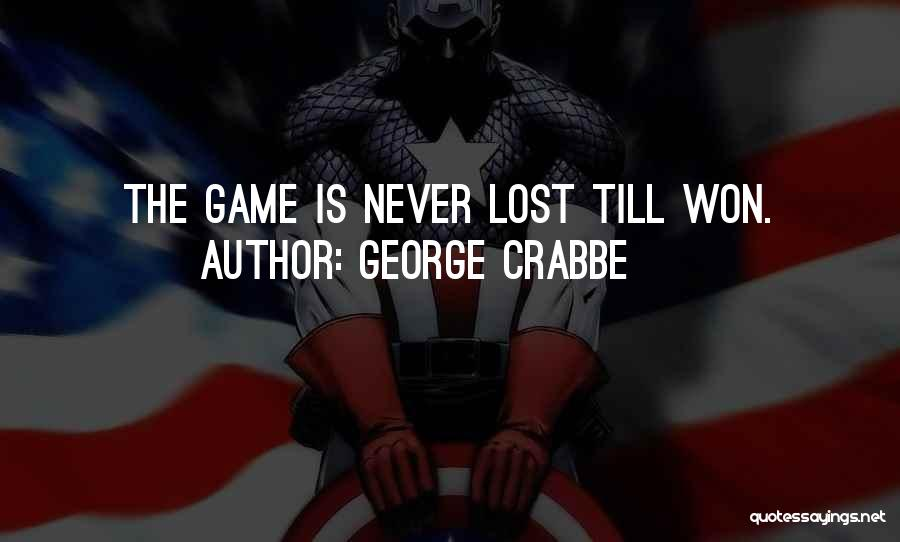 George Crabbe Quotes 2001762