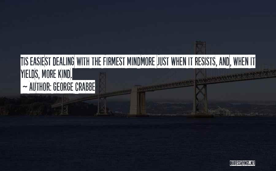George Crabbe Quotes 2112440