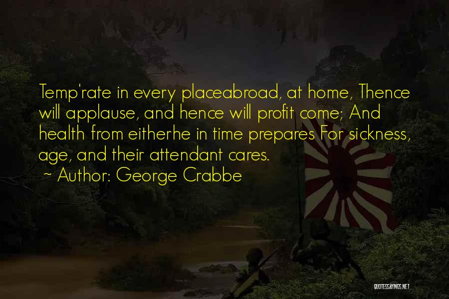 George Crabbe Quotes 2251173