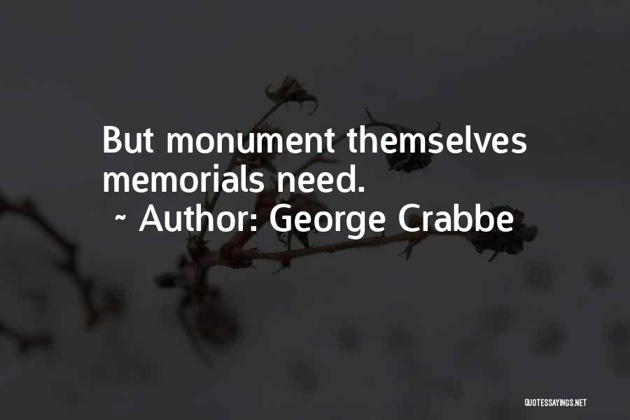 George Crabbe Quotes 413206