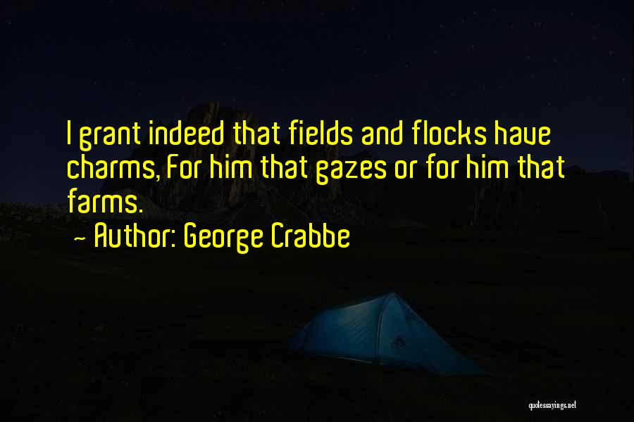 George Crabbe Quotes 430629