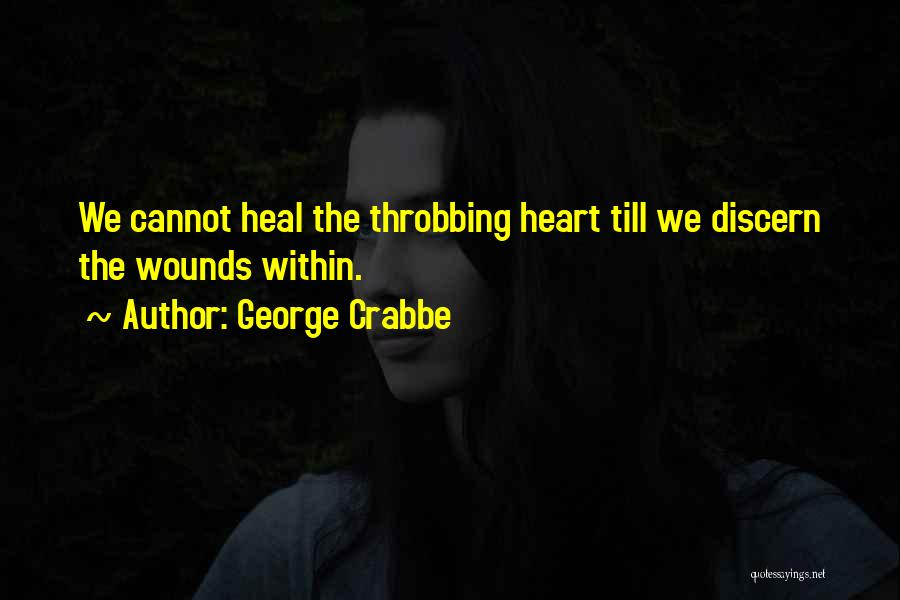 George Crabbe Quotes 458983