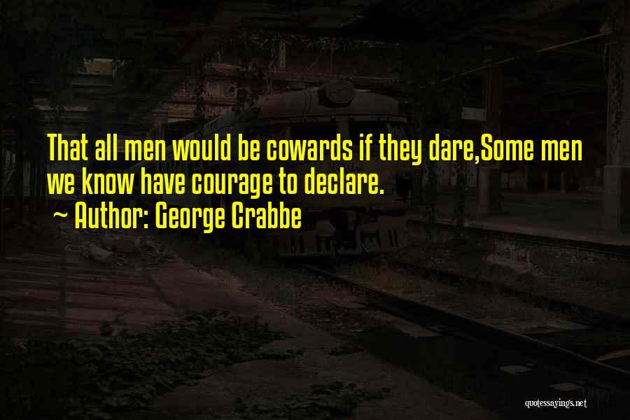 George Crabbe Quotes 504291