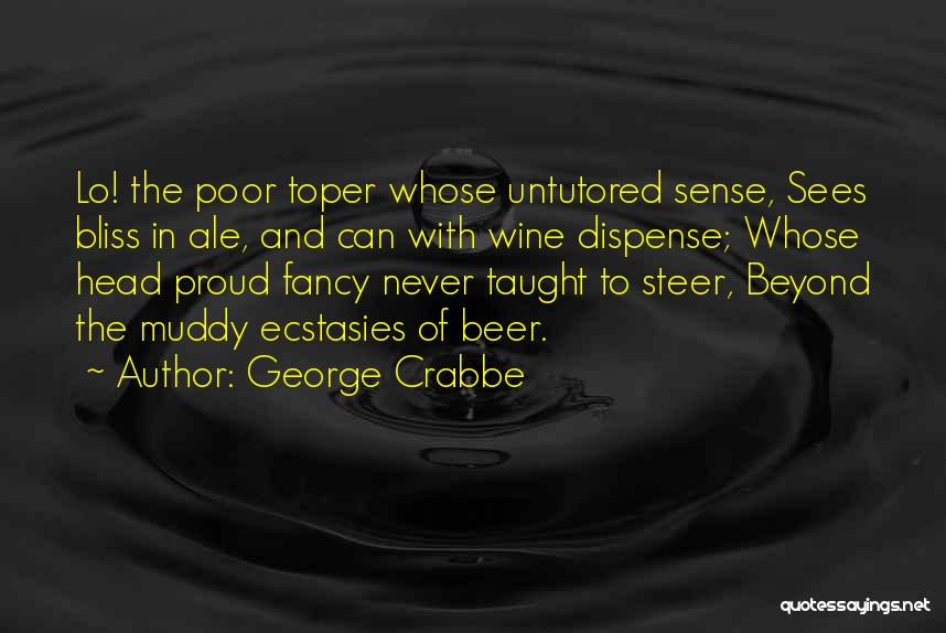 George Crabbe Quotes 805911
