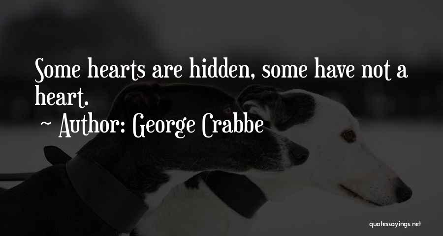 George Crabbe Quotes 893440