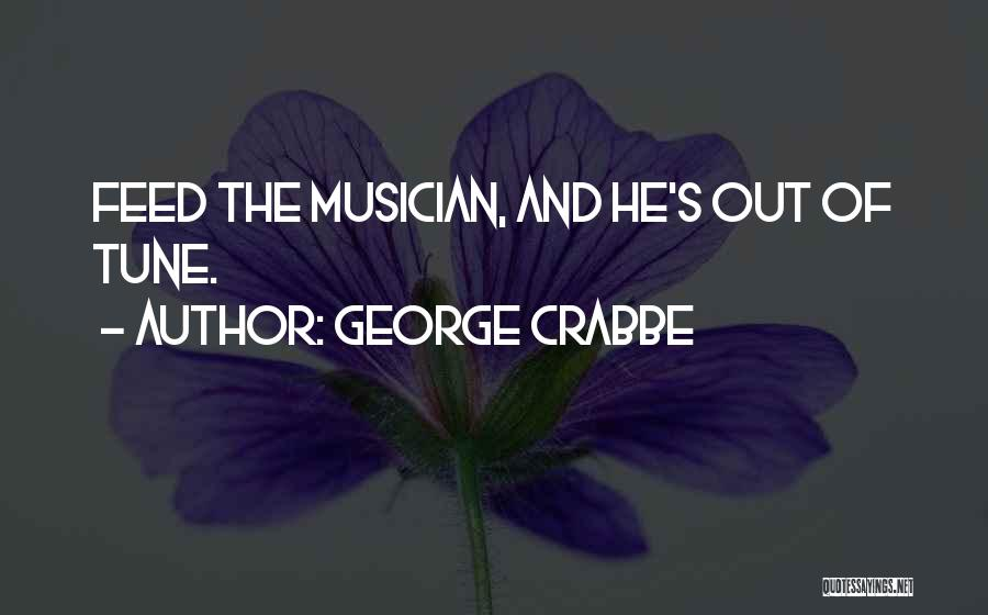 George Crabbe Quotes 923420