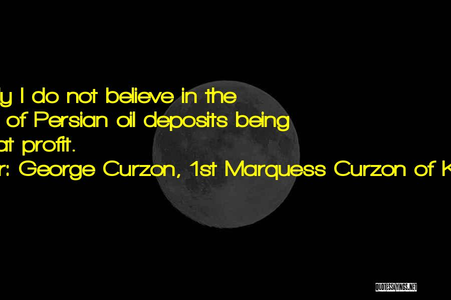 George Curzon, 1st Marquess Curzon Of Kedleston Quotes 775765