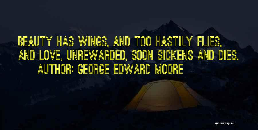George Edward Moore Quotes 288412