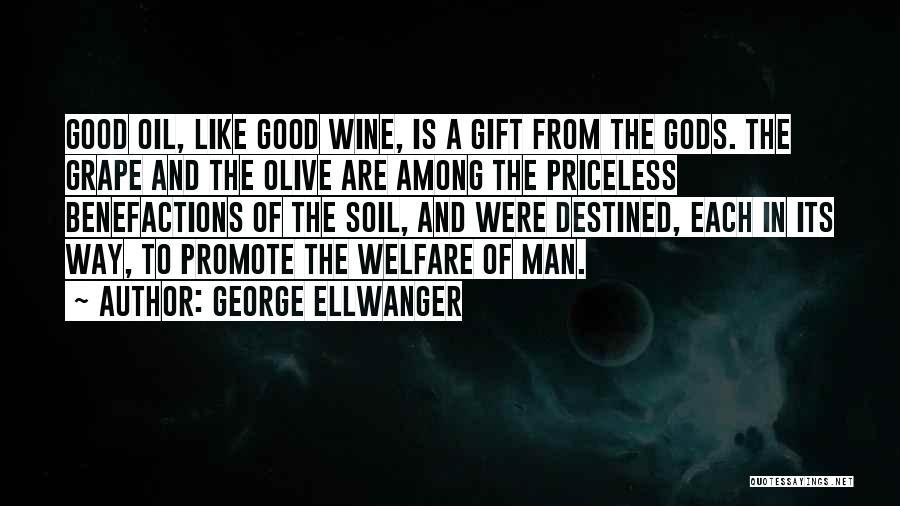 George Ellwanger Quotes 1307258