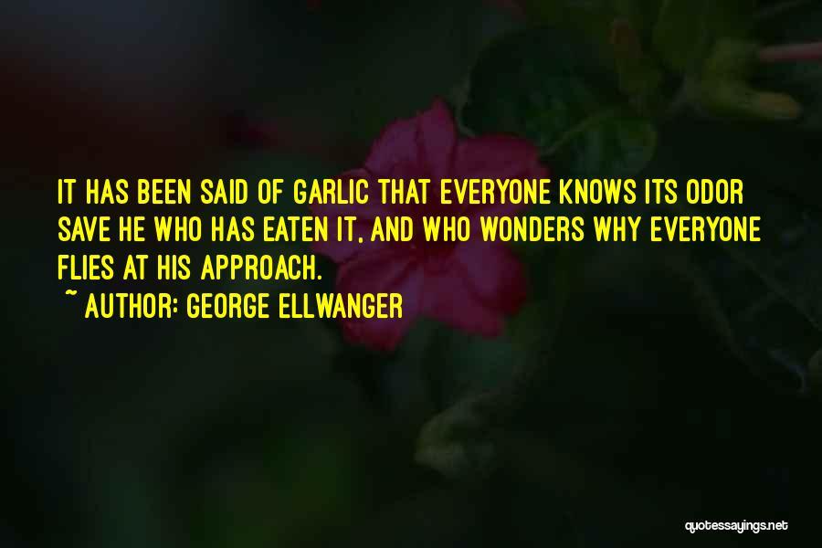 George Ellwanger Quotes 996487