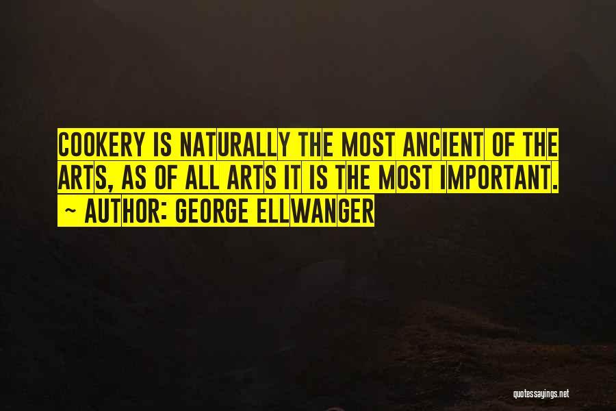 George Ellwanger Quotes 999259