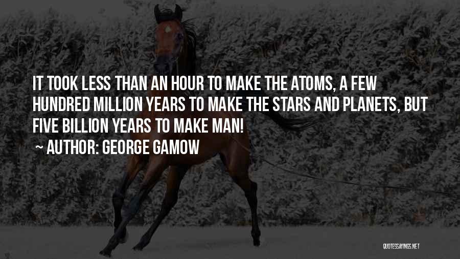 George Gamow Quotes 2055812