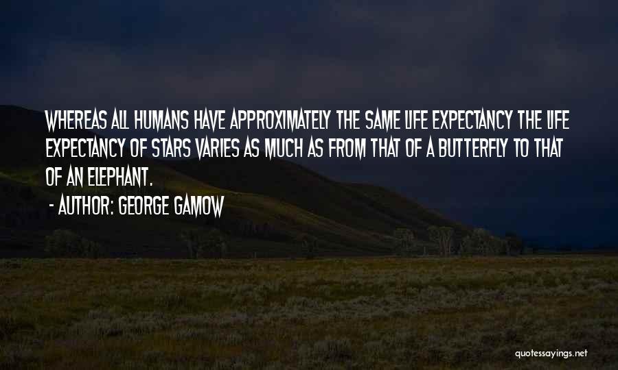 George Gamow Quotes 255732