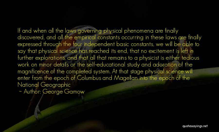 George Gamow Quotes 604713