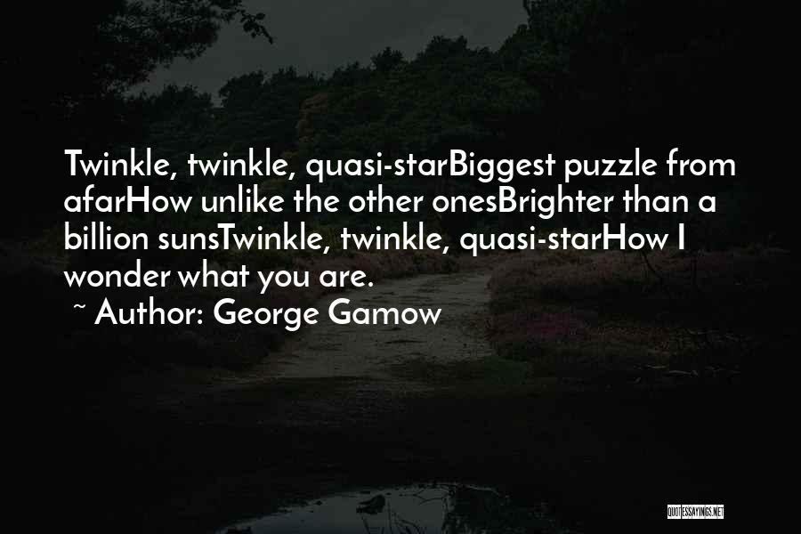 George Gamow Quotes 619548