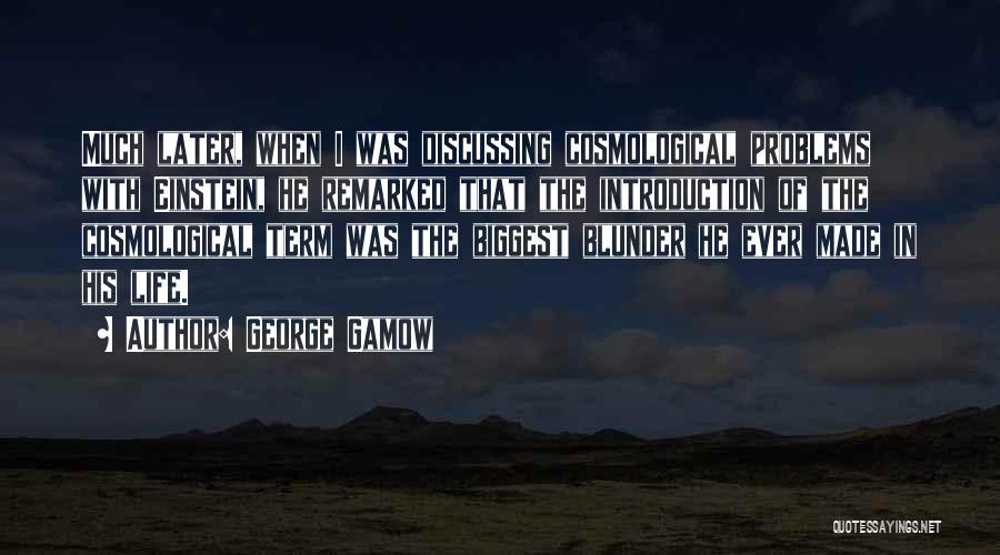 George Gamow Quotes 87936