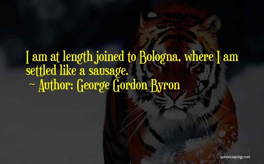 George Gordon Byron Quotes 1142737
