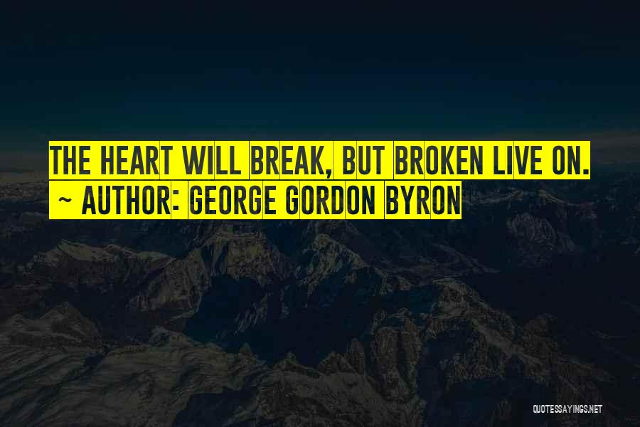 George Gordon Byron Quotes 1152977
