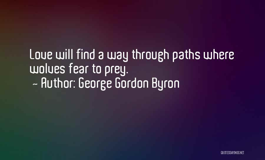 George Gordon Byron Quotes 1156952