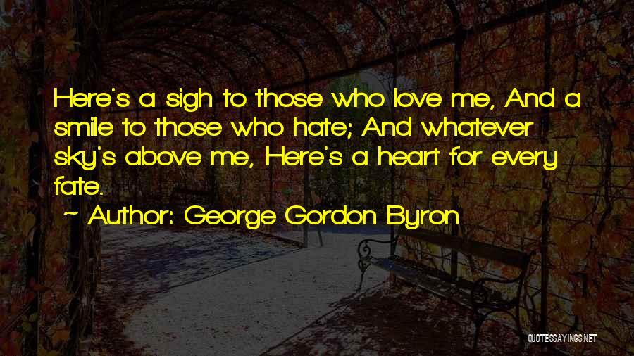 George Gordon Byron Quotes 1245745