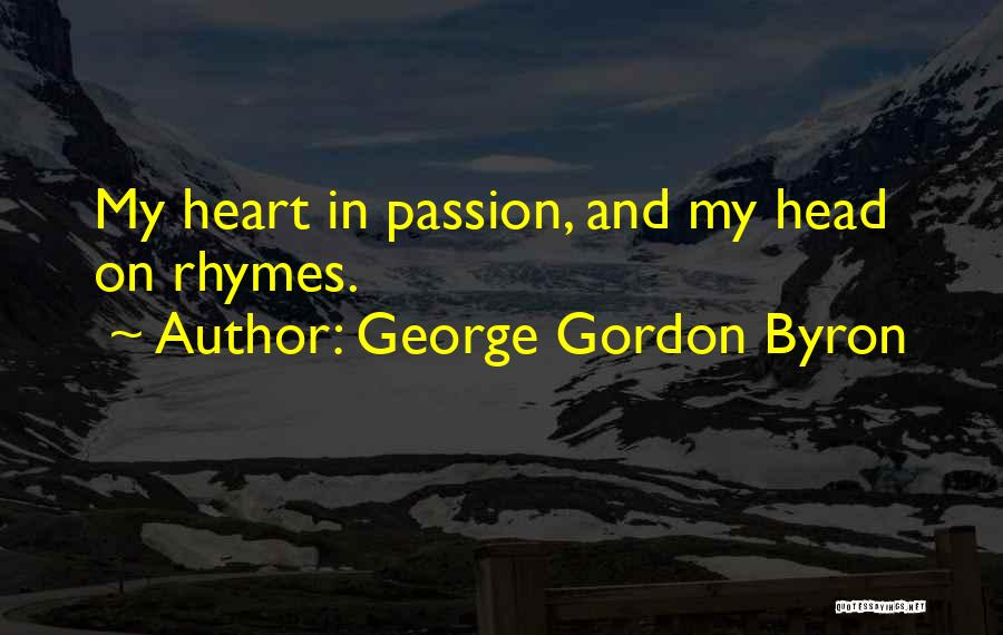 George Gordon Byron Quotes 1368473