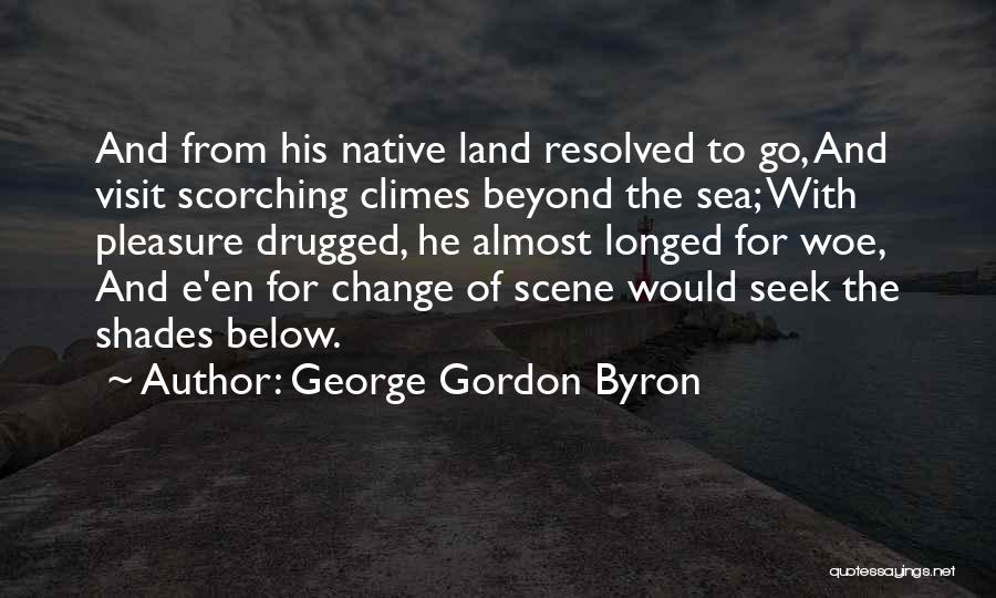 George Gordon Byron Quotes 1416394
