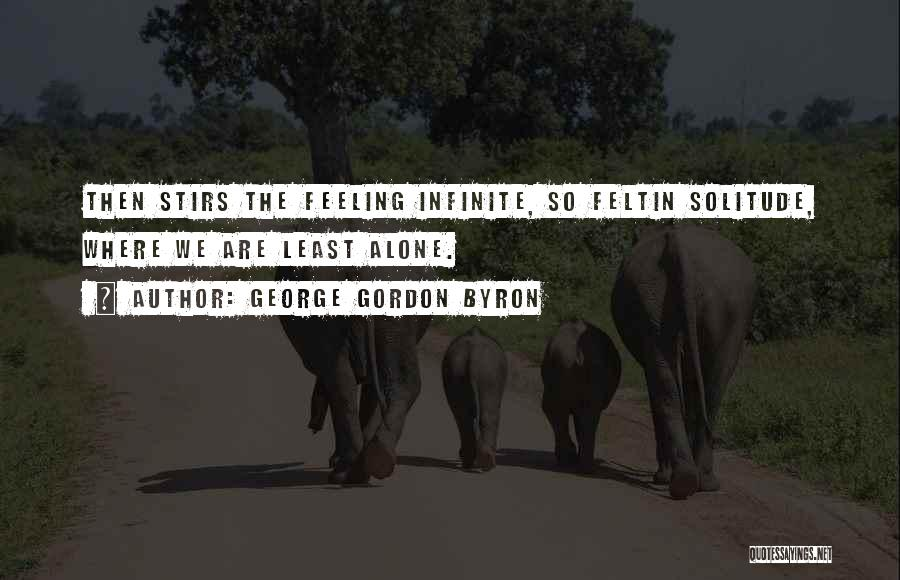 George Gordon Byron Quotes 142964
