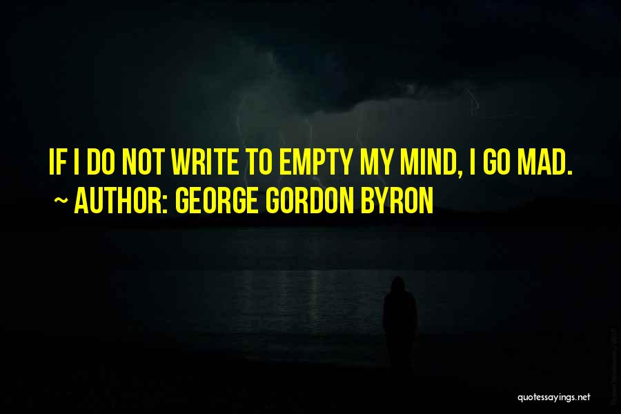 George Gordon Byron Quotes 1628109