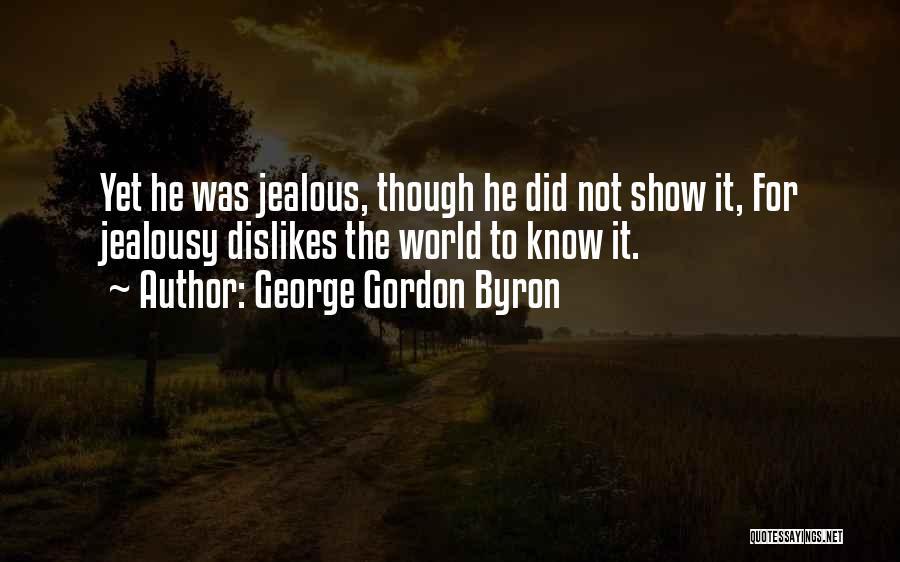 George Gordon Byron Quotes 165826