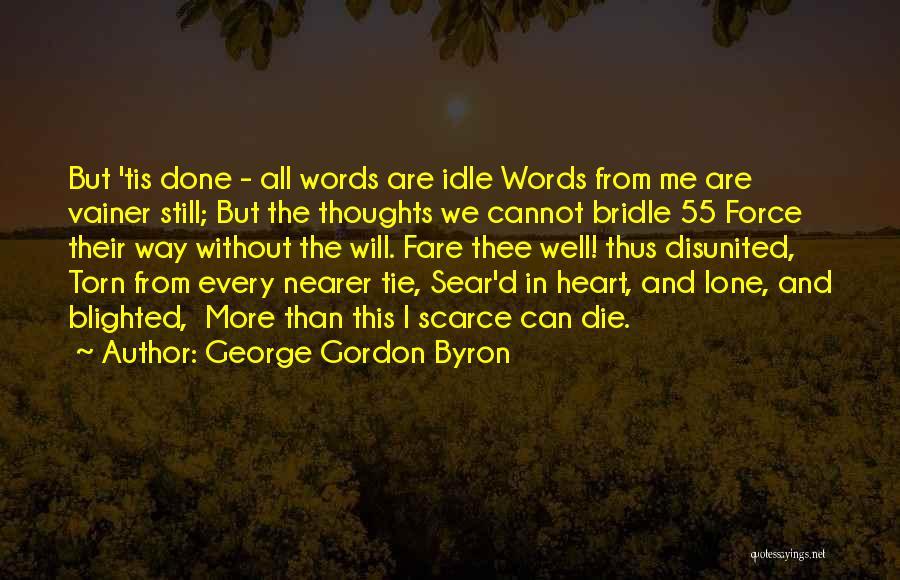 George Gordon Byron Quotes 2069497