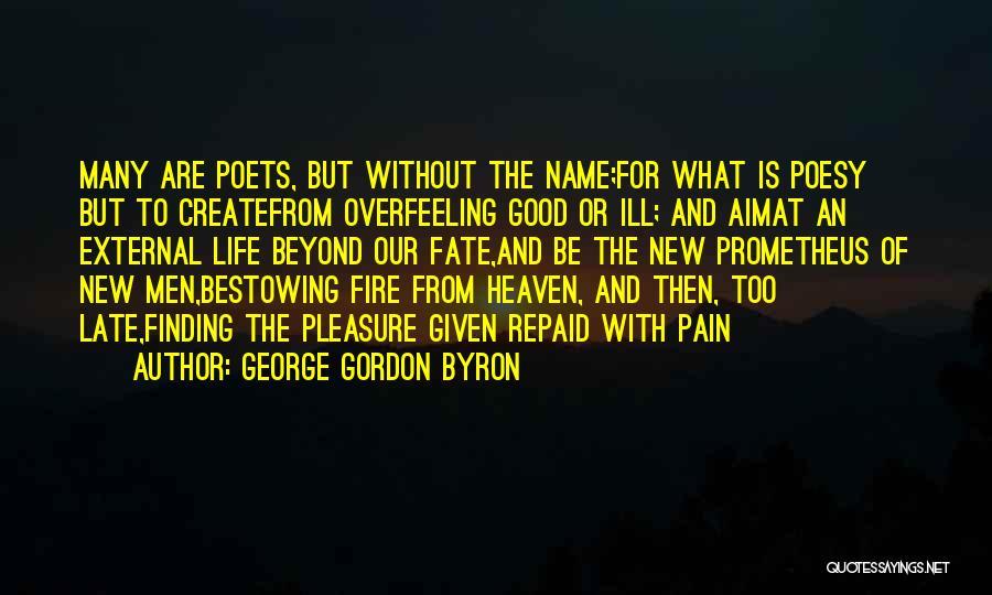 George Gordon Byron Quotes 2124291