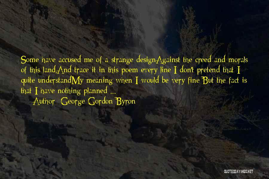 George Gordon Byron Quotes 446387