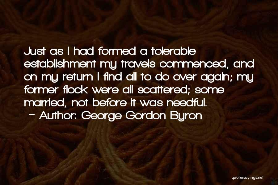 George Gordon Byron Quotes 466300