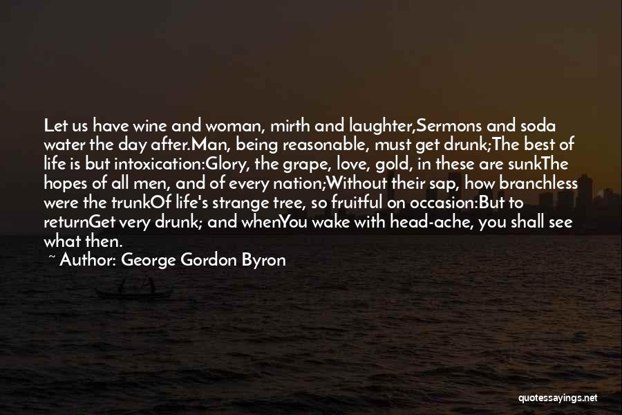 George Gordon Byron Quotes 480596