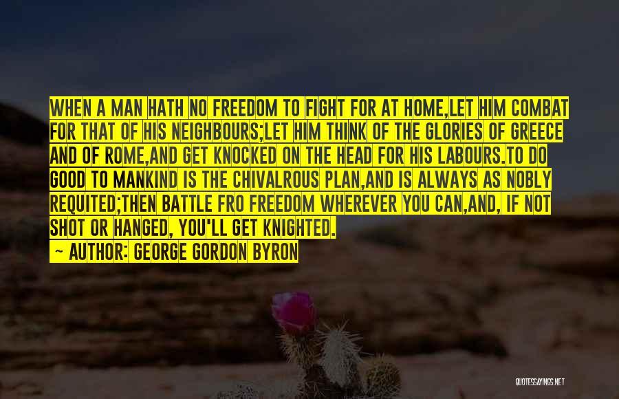 George Gordon Byron Quotes 496717