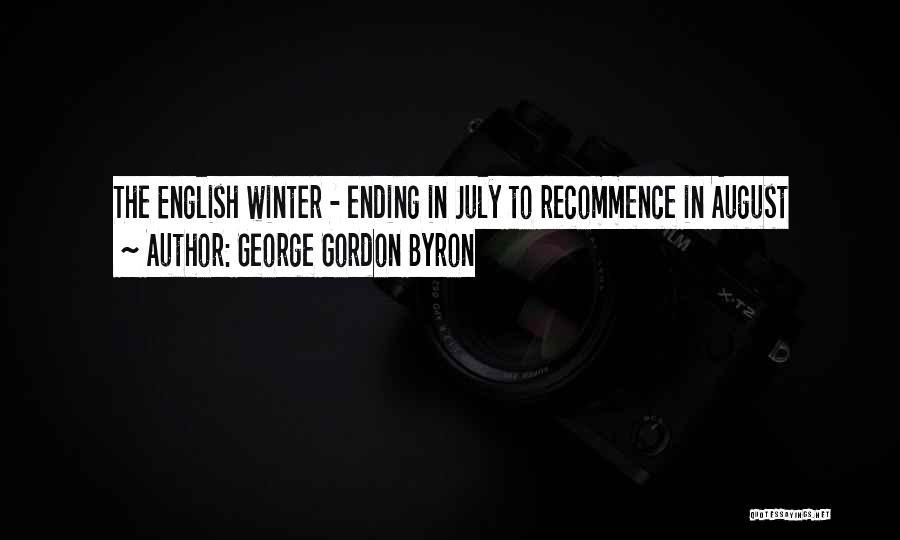 George Gordon Byron Quotes 547556
