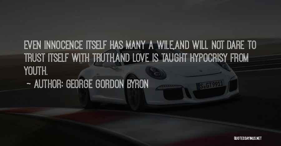 George Gordon Byron Quotes 698256