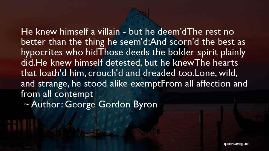 George Gordon Byron Quotes 771518