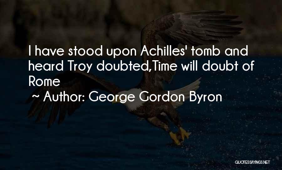George Gordon Byron Quotes 850654
