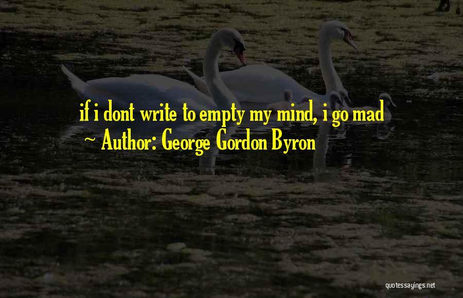 George Gordon Byron Quotes 854253
