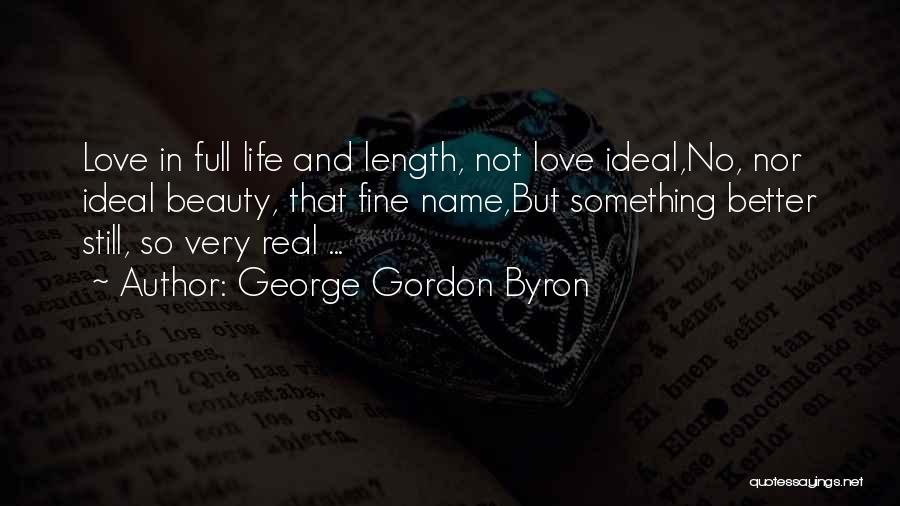 George Gordon Byron Quotes 974278